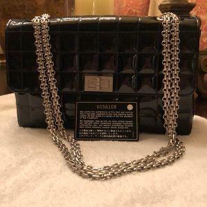 Handbags - Chanel Patent Single Flap